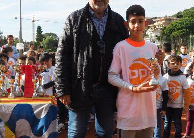 J.Valls i Edgar López, subcampió aleví