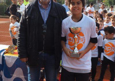 J.Valls i Robert Watzka, campió aleví
