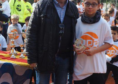 J.Valls i Izan Garcia, Campió consolació