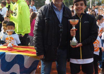 J.Valls i Alex Ortiz, campió Infantil