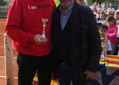 J. Valls i J. Niubó, finalista Absolut